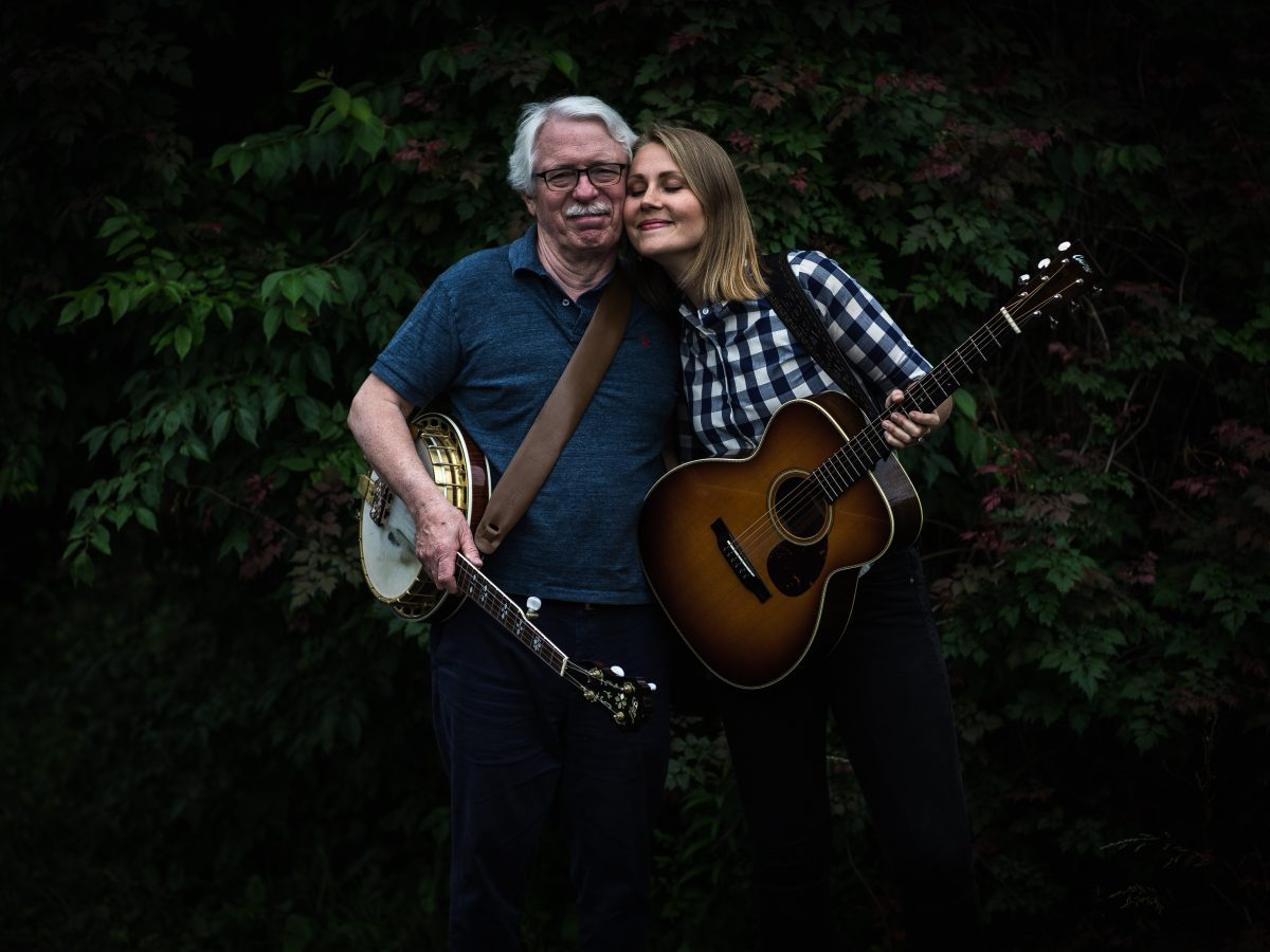 New double album with my Dad - Nora Jane Struthers